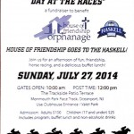 9th Annual Day at the Races